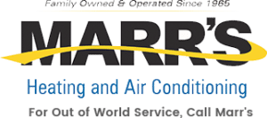 Furnaces Service, Repair & Installation; Heat Pump Service, Repair & Installation;  AC Service, Repair & Installation - Marr's Heating & AC