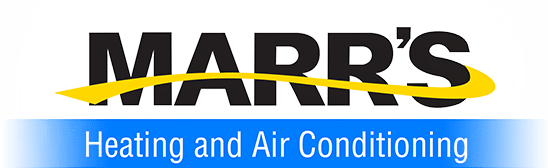 Marr's Heating & Air Conditioning Logo